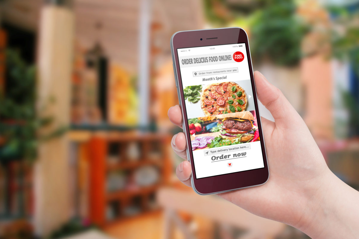 App Platforms Used By Restaurants And Grocery Stores To Automate Grocery Items Ordering